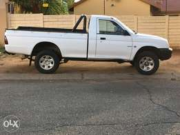 Bakkie is still in good condition, it's a diesel.