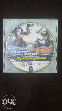 Raw Play Station 2 DVD