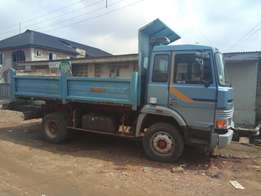 Iveco 10Tons Tipper Tokumbo N5.5m