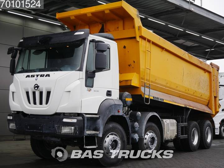 Iveco Astra HD9 84.50 8X4 Big-Axle Steelsuspension Euro 6 - 2017