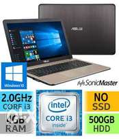 Am selling an amazing assus coi3 laptop with 4gb and 500gb hard drive