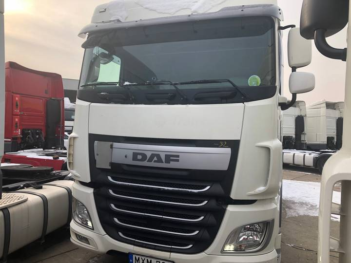 DAF XF 105.460 SC more units avalable - 2014