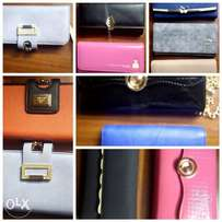 Clutch Bags with Wrist Strap*Sh.1000