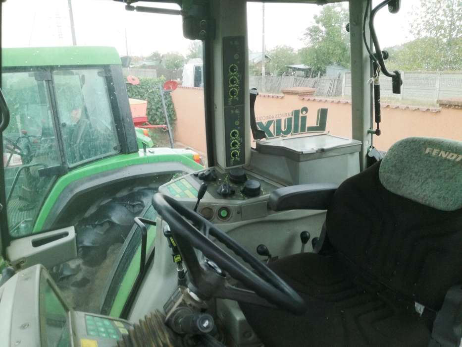 Tractor Fendt Favorit 824 Turboshift - image 9
