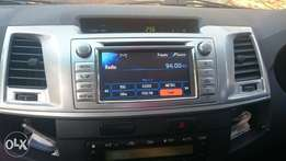 Hilux Double din mp3 player