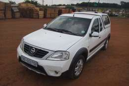 Nissan NP200 1.5DCI With Canopy