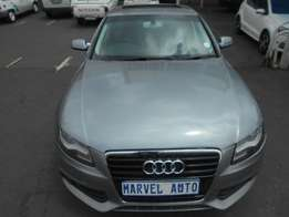 2010 Audi A4 2.0 Tdi Attraction For R120,000