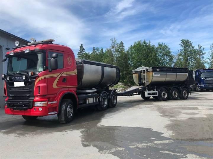 Scania R560 - 2011
