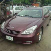 NIGERIAN USED Lexus ES330, 2005. Very Okay.