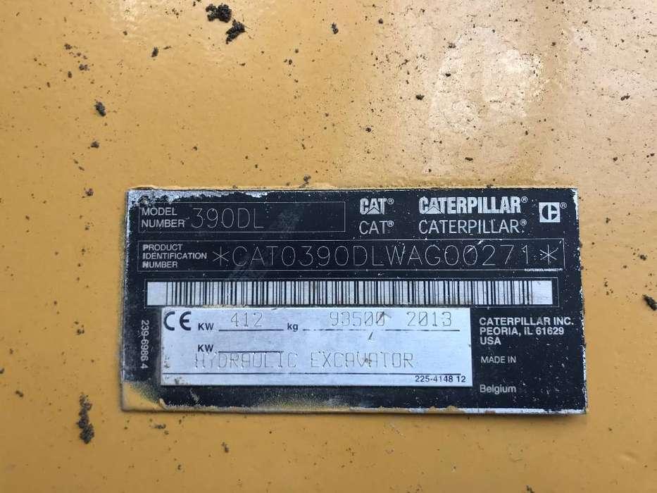Caterpillar 390 D L - 2013 - image 20