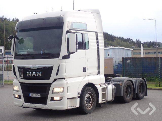 MAN TGX 28,480 BLS 6x2 Tractor - 14 - 2014