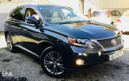 KCP 2012 Facelift Hire purchase trade in OK rx 450 Lexus prado harrier