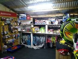 Accessories and spares