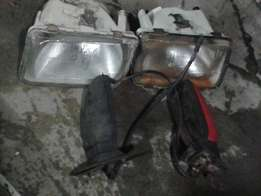 Ford Sierra Mirros and Head Lights for Sale