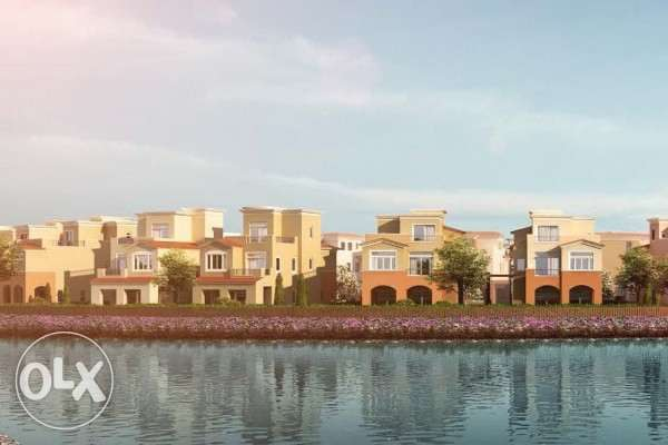 Twin House  fully finished   Emaar Marassi   Ready