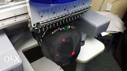 We do computerized embroidery in Nairobi, Kenya on corporate clothing,