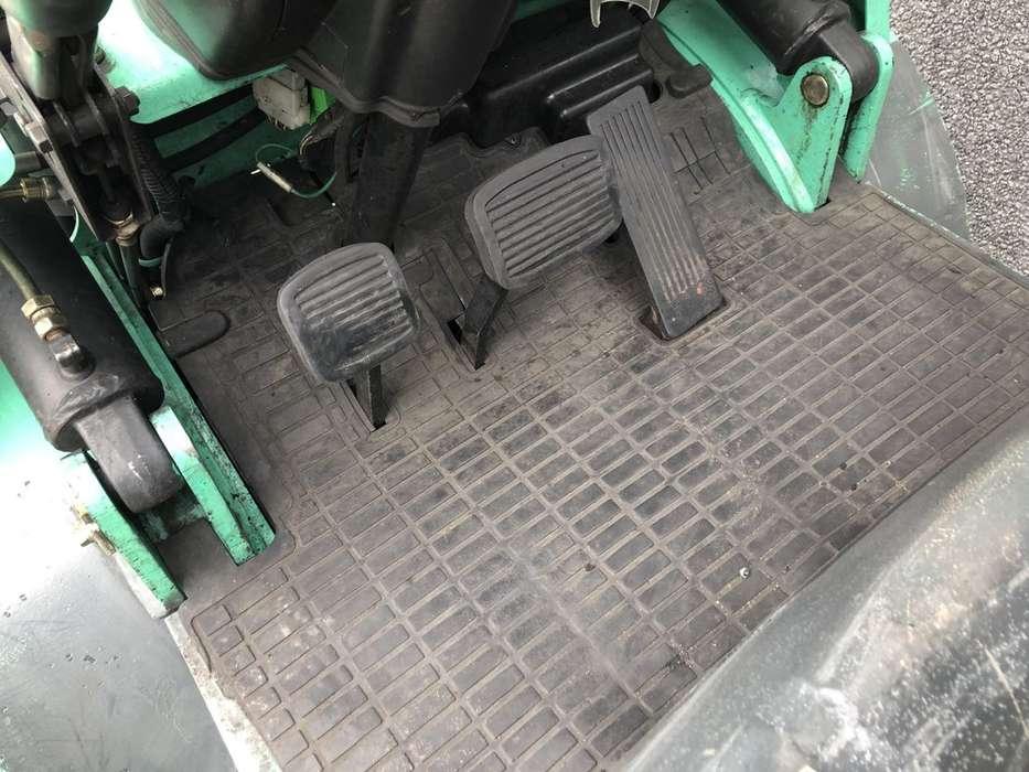 heftruck MITSUBISHI FG25 triplo480 freelift sideshift v... - 1998 - image 5