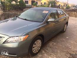 Clean Tokunbo Toyota Camry 2008 LE