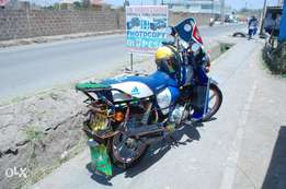 Motorcycle for sale in syokimau