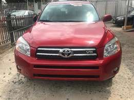 2007 Toyota RAV 4 LIMITED EDITION (Leather Interior)