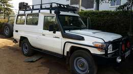 Toyota Land cruiser Hardtop Ambulance 4 disc brakes aircon low mileage
