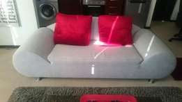 Urgent SALE!! Stunning 3 seater grey couch