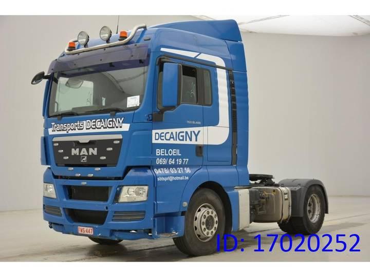 MAN TGX 18.400 XLX - 2010