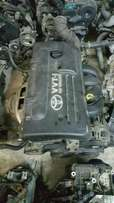 Toyota 4ZZ AND 3ZZ Engines