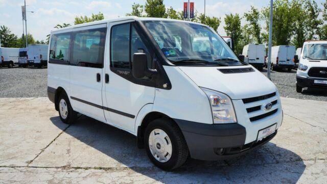 Ford Transit/Tourneo 2,2tdci/85kw L2H1 / 9 sitze /AHK - 2011