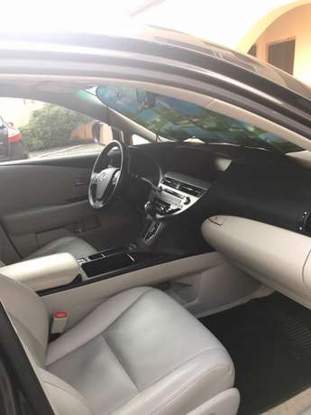 2010 lexus RX350 for sale 3months used Ojodu - image 8
