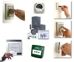 Biometric Access Control System Installation