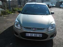 Ford Figo 1.4 Model,5 Doors factory A/C And C/D Player