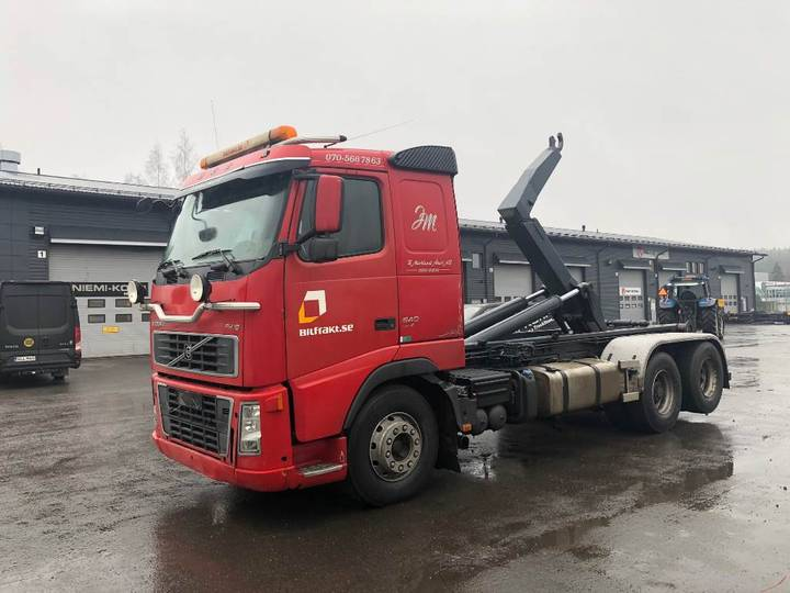 Volvo Fh16 540 6x2 - 2008