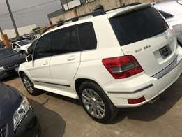 2012 Mercedes-Benz GLK 350 tokunbo automatic gear transmission leather