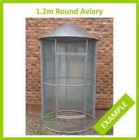 Round Avairy for sale
