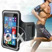 Brand new original sports phone arm band with water resistant.