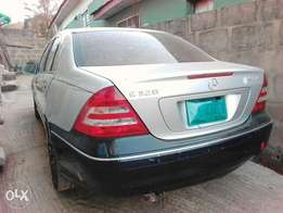 Benz c320 upgraded to 2006