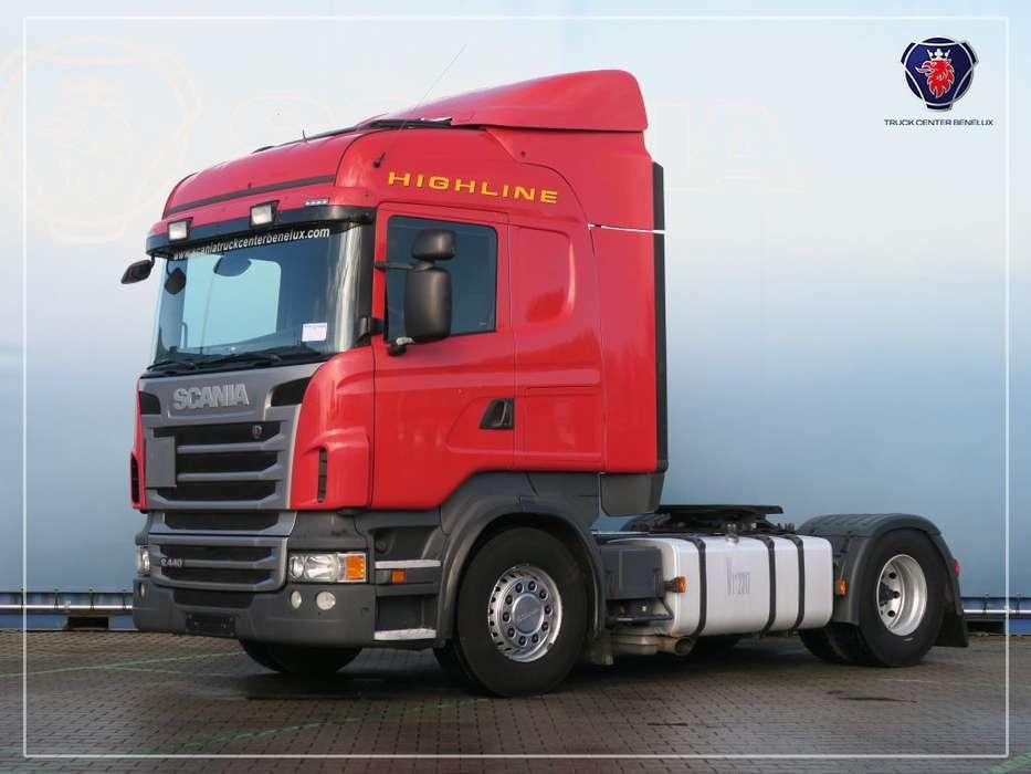 Scania R 440 LA4X2MNA ADR FL - 2012