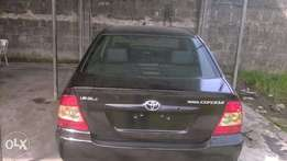 Neatly used 2005 Model Toyota Corolla for sale