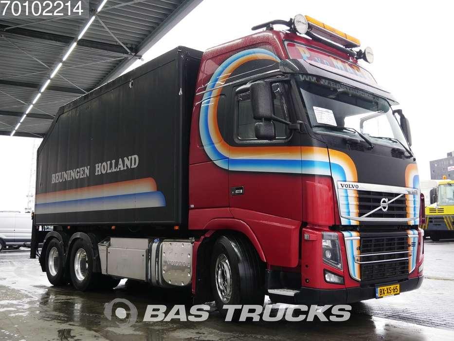 Volvo FH16 600 XL 6X2 NL-Truck VEB+ Liftachse Euro 5 - 2011 - image 3