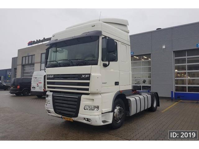 DAF XF105.410 SC, Euro 5, NL Truck - 2012