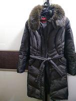 Женский пуховик женское пальто куртка р.М 843605f9c6075