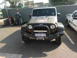 Jeep wrangler 70th addition 3.8 v6