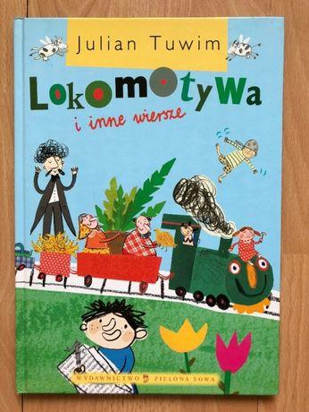 Lokomotywa I Inne Wiersze Julian Tuwim Zielona Sowa 2009