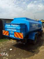 Clean water tanker for sale