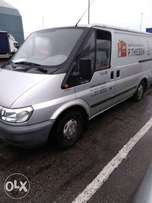 Tokunbo 2002 Ford Transit lefthand drive with genuine customs papers