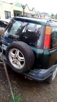 carefully maintain Nigerian used Honda CRV 1998