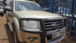 Quick sale ford everest