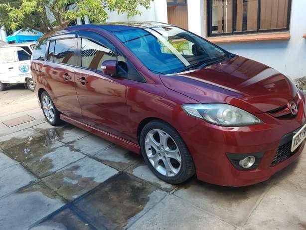 Superb Mazda Premacy.2008 Model Very Clean. Mombasa Island - image 2
