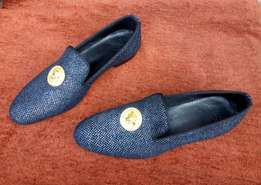 OViGUZ Patent loafers (100% reel leather) Size 41-45